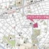 2LDK Apartment to Rent in Setagaya-ku Access Map