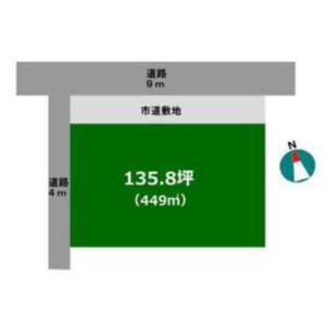 Land only {building type} in Futamata - Myoko-shi Floorplan