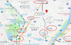 Whole Building {building type} in Senzoku - Taito-ku