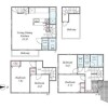 4LDK House to Buy in Shinagawa-ku Floorplan