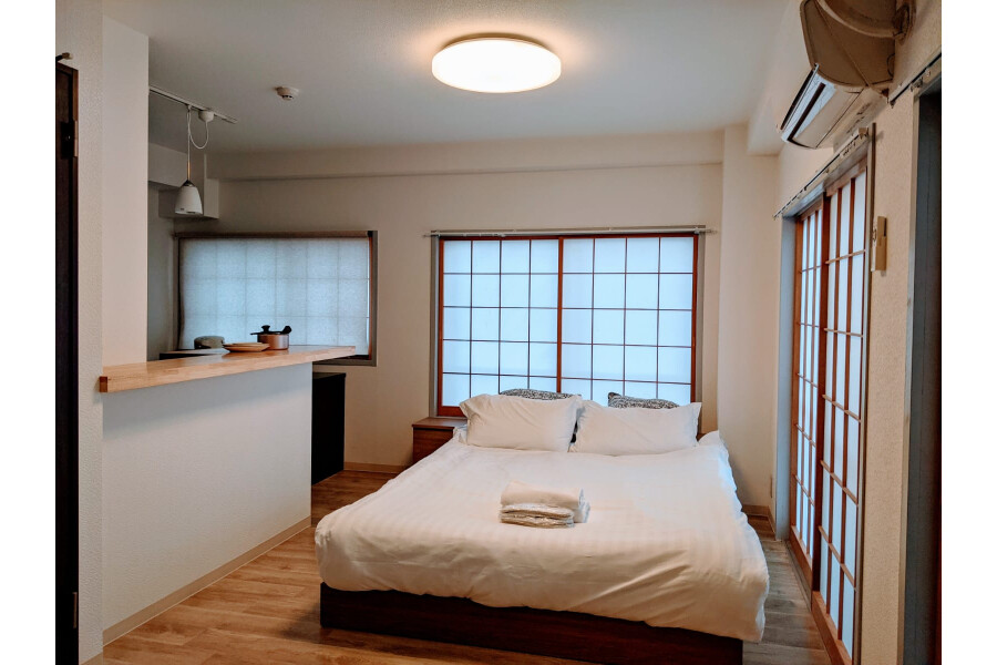 1K Serviced Apartment to Rent in Taito-ku Interior