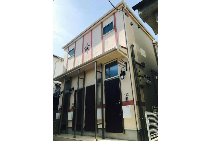 在丰岛区内租赁1R 公寓 的 户外