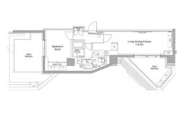 目黒區駒場-1LDK公寓大廈