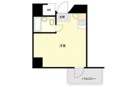 1R {building type} in Hommachi - Shibuya-ku
