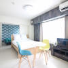 1LDK Apartment to Rent in Shibuya-ku Living Room
