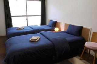 1R Apartment to Rent in Kyoto-shi Sakyo-ku Bedroom