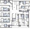 1K Apartment to Rent in Chuo-ku Floorplan