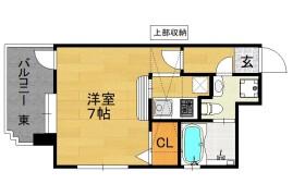 福岡市中央區赤坂-1K{building type}