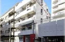 1R {building type} in Higashiyama - Meguro-ku