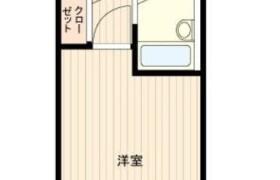 福岡市南区 大楠 1K {building type}