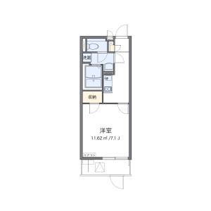 1K Mansion in Otowacho - Neyagawa-shi Floorplan
