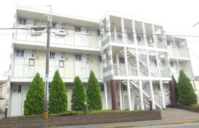 府中市緑町-1K公寓大廈