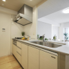 3LDK Apartment to Buy in Yokohama-shi Nishi-ku Kitchen