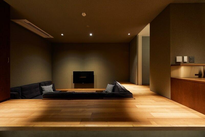 2LDK Hotel/Ryokan to Buy in Kyoto-shi Shimogyo-ku Living Room