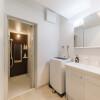 1R Serviced Apartment to Rent in Osaka-shi Yodogawa-ku Washroom