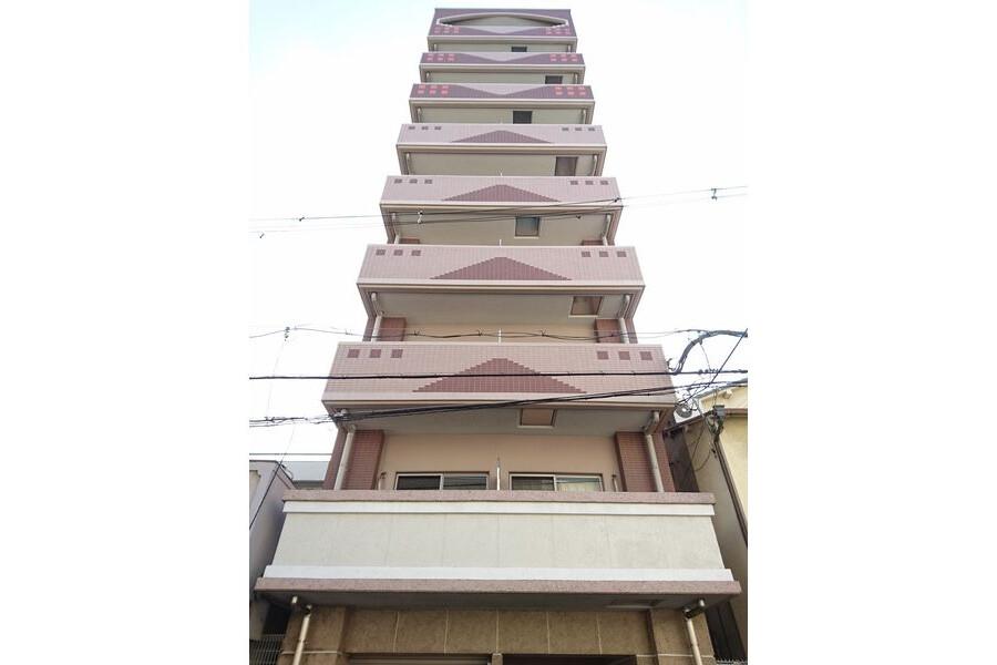 在大阪市浪速區內租賃1R 公寓大廈 的房產 戶外