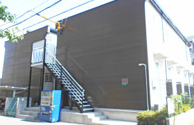 1K Apartment in Kohamanishi - Osaka-shi Suminoe-ku