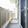 1R Apartment to Buy in Osaka-shi Yodogawa-ku Balcony / Veranda