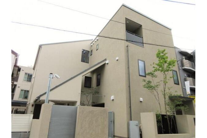 1LDK House to Rent in Minato-ku Exterior