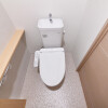 3LDK Apartment to Buy in Osaka-shi Minato-ku Toilet