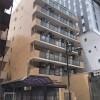 在新宿区内租赁1K 公寓大厦 的 户外