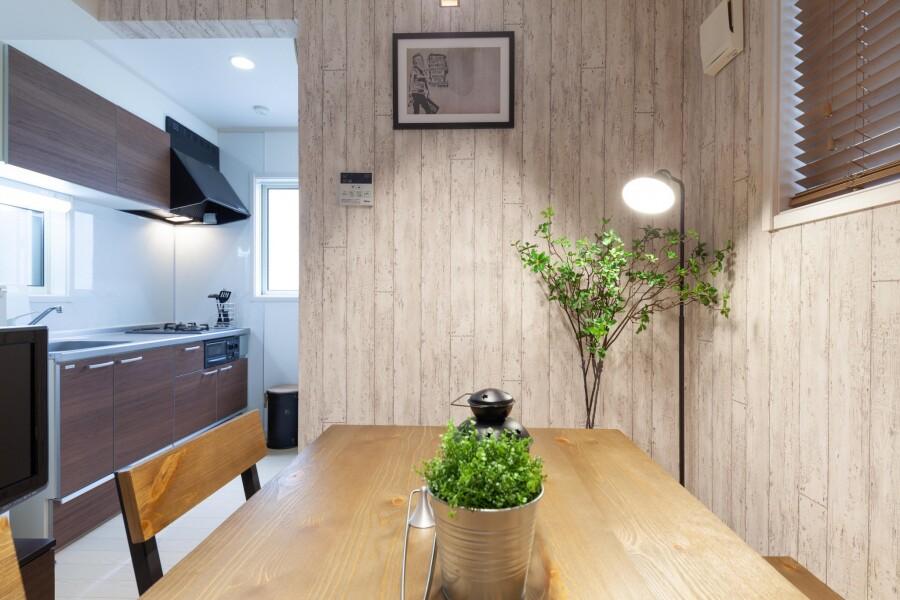 2DK House to Rent in Shinjuku-ku Interior