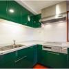 3LDK Apartment to Rent in Shinjuku-ku Kitchen