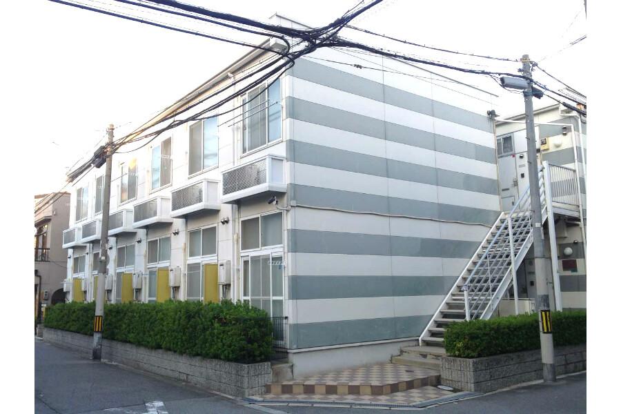 1K Apartment to Rent in Osaka-shi Abeno-ku Exterior