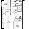 2LDK Apartment to Buy in Yokohama-shi Nishi-ku Floorplan