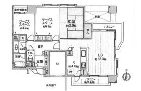 1SLDK {building type} in Shimomyokakujicho - Kyoto-shi Nakagyo-ku