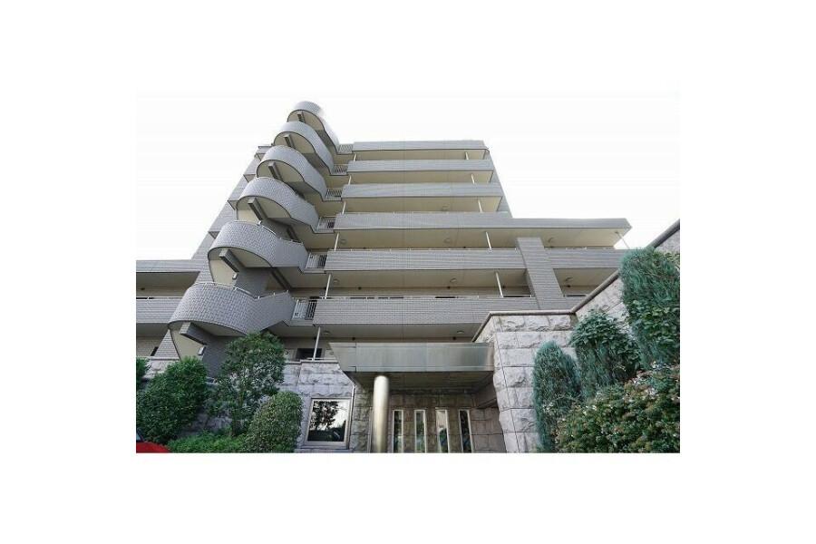 在大田区内租赁1DK 公寓大厦 的 户外