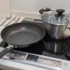 在大阪市淀川區內租賃1R 服務式公寓 的房產 廚房