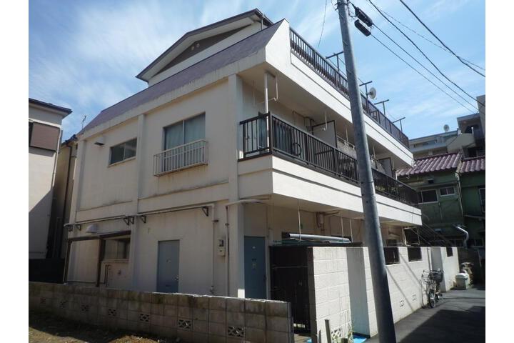 1LDK Apartment to Rent in Kita-ku Exterior