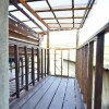 1LDK House to Rent in Habikino-shi Balcony / Veranda