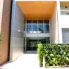 2LDK Apartment to Rent in Meguro-ku Building Entrance