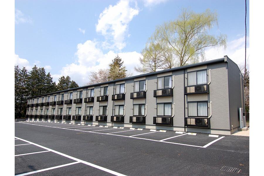 1K Apartment to Rent in Utsunomiya-shi Exterior