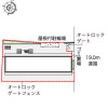 1K Apartment to Rent in Chiba-shi Inage-ku Layout Drawing