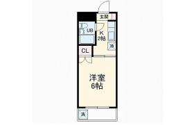 1K {building type} in Marukodori - Kawasaki-shi Nakahara-ku