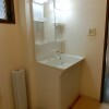 2LDK House to Rent in Osaka-shi Abeno-ku Washroom