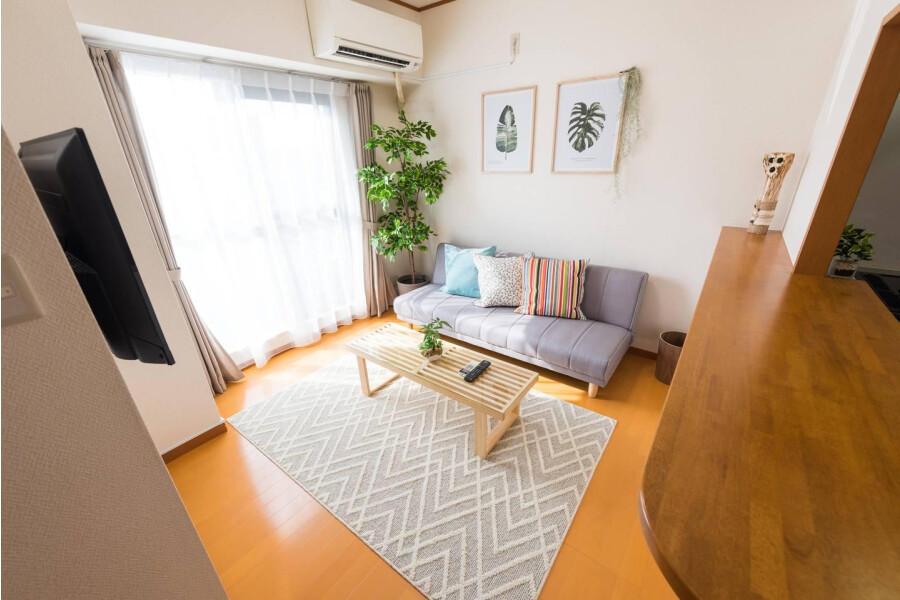 在新宿區內租賃3LDK 公寓大廈 的房產 內部