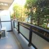 1LDK Apartment to Buy in Suginami-ku Balcony / Veranda