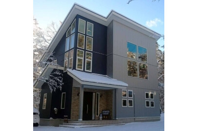 在北安曇郡白馬村购买4SLDK 独栋住宅的 内部