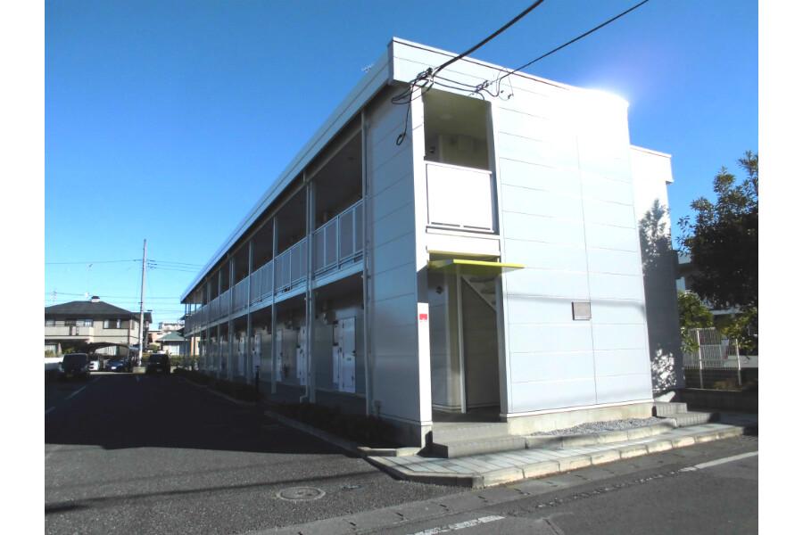 1K Apartment to Rent in Yuki-shi Exterior