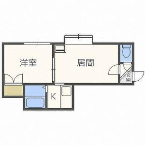 Whole Building {building type} in Kita35-johigashi - Sapporo-shi Higashi-ku Floorplan