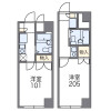 1K 맨션 to Rent in Bunkyo-ku Floorplan