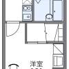 在中頭郡中城村內租賃1K 公寓大廈 的房產 房間格局