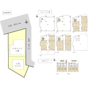 Whole Building {building type} in Yagotoyama - Nagoya-shi Tempaku-ku Floorplan