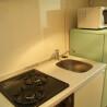 1K Apartment to Rent in Toshima-ku Kitchen