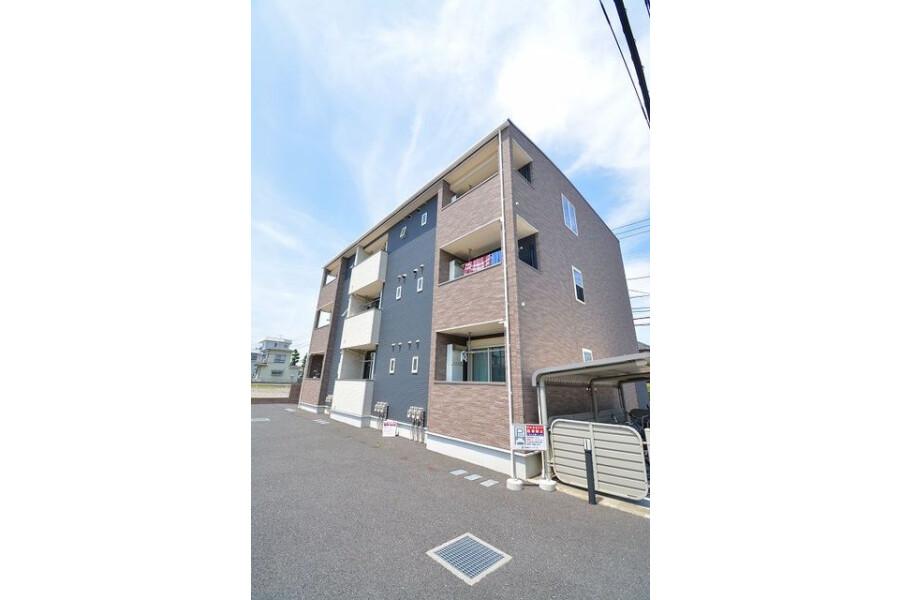 1LDK アパート 羽村市 外観