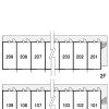 1K Apartment to Rent in Nagahama-shi Layout Drawing